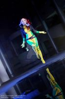 X-Men Rogue (Marvel Bishoujo Collection Cosplay) by bunnybearme