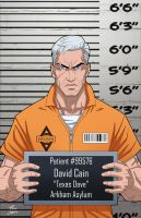 David Cain Locked up commission by phil-cho