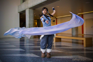 Korra Cosplay | Waterbending 4 by CosplayInABox