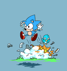 Sonic Mania by Jump-Button