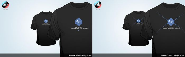 Animux T-shirt designs by vijay-dffrnt