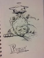 DAY 09 - Problem by Art-by-Evan