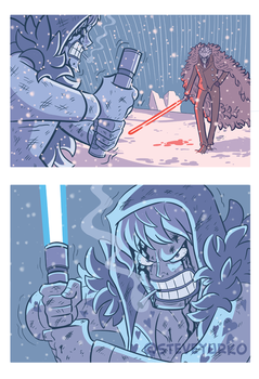 Donquixote Wars by TheSteveYurko