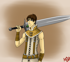 Carver Hawke by 1000butts