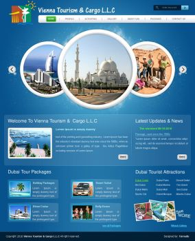 Vienna Tourism and Cargo L.L.C by 82webmaster
