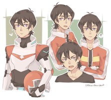 Keith by littleevilaccident