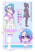Auction Adoptable Star CLOSED by HybridCraft