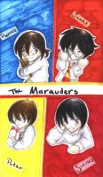 The Marauders by fegie