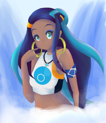 Nessa - Pokemon Water Gym Leader [Video] by Mooyinoluwa