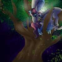 Tree time by TheJumpyFox