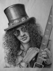 Slash by CristinaC75