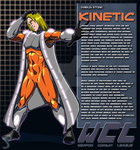 Darius Stone:Kinetic Bio by Dualmask