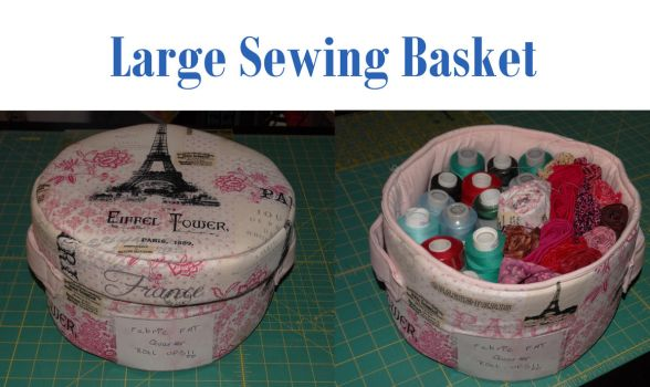 Project sewing baskets by Nyaih-Light