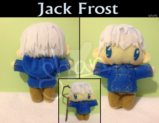 Jack Frost Rogadol by Shaneroma