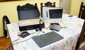 Wacom Intuos Pro by marblegallery7