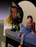 Super Sons by TimelessUnknown
