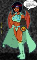 Holloween Kally by CrazyCowProductions