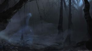 Spitpaint - Night Crawler by abigbat