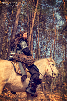 Thorin Oakenshield - let the journey begin by hizsi