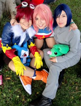 Digimon 02 -Forever Friends by Amoraazul