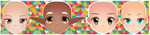 CM3D2 Faces Pack 2 by garbagegobble