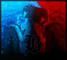 Beyond Lawliet by cactoza