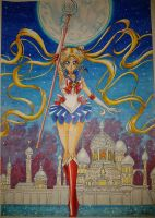 Sailor Moon Crystal by Chromates