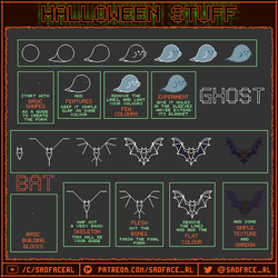 Halloween Stuff - Tutorial - Part 3 by SadfaceRL