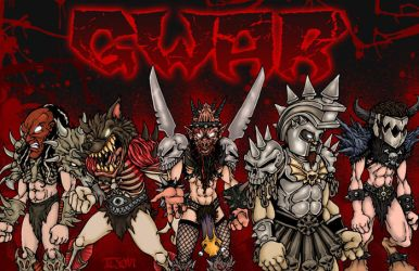 GWAR by ShadowCrypt