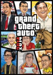 Gta2014 by niqwoz