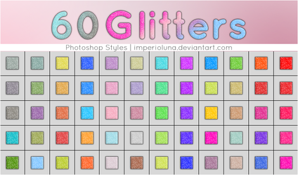 Glitter Styles by enhancers