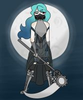 Tamara the Scythe Weilder by Taki-chanEDM