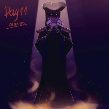 Day 11 - Frollo by paragonkell80