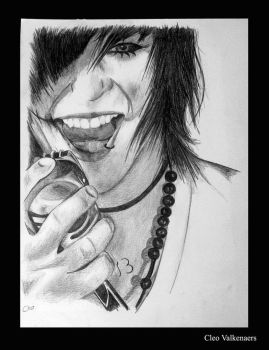 Knives and Pens by 2BrightEyes