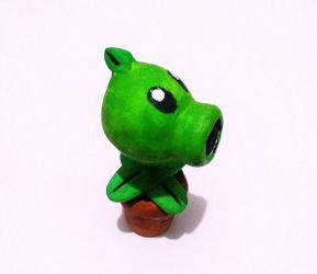 Peashooter by ShyeEmerald