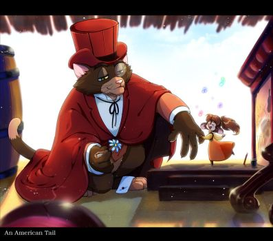 An American Tail by galibo