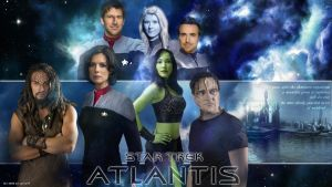 Star Trek Atlantis by Lairis77