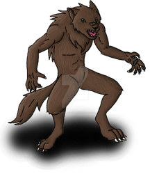 Because Werewolves by KTechnicolour
