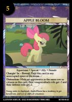 Apple Bloom card by Trivial1888