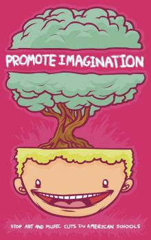 Promote Imagination by JunkyCow
