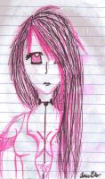 Psycho (Amy) = Homounculus by Lovepiko