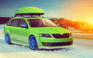 Skoda Octavia SportEstate by GoodieDesign