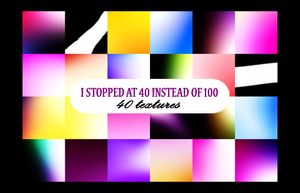 I Stopped at 40 Instead of 100 by innocentLexys
