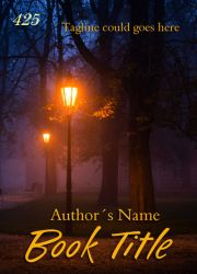 Premade eBook Cover 425 - Light by Night by JassysART
