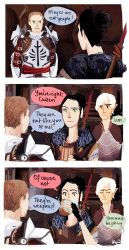 Apostates in Kirkwall! by reubelyn