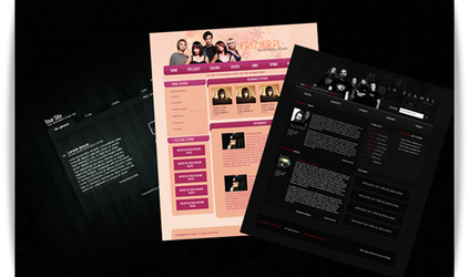 Templates PSD by gues-nK