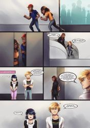 Warriors of the Miraculous Chapter 1 page 9 by MegS-ILS