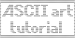 ASCII art tutorial 1.0 by diamondie