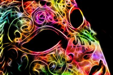 Fractal Mask by MiniMoo64