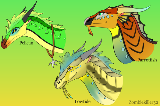Exotic Tropic WOF Adopts (OPEN) by ZombieKiller52